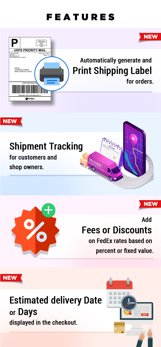 WooCommerce Shipping Pro for FedEx - 4