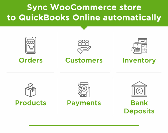 WooCommerce Quickbooks Connector - 1